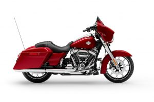 TOURING STREET GLIDE SPECIAL CHROME FINISH
